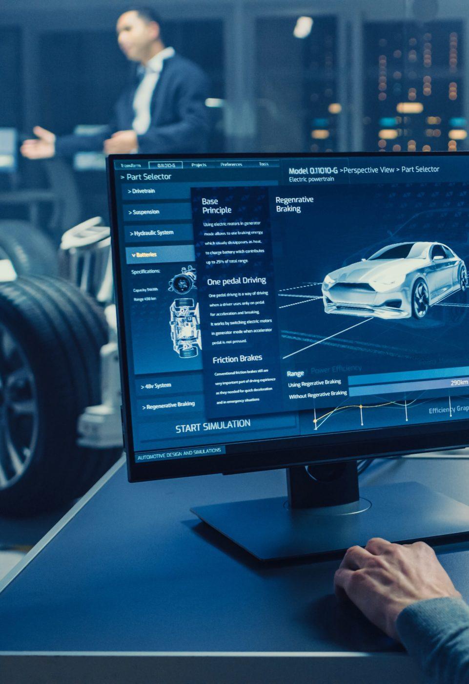 Automotive Industry - Title